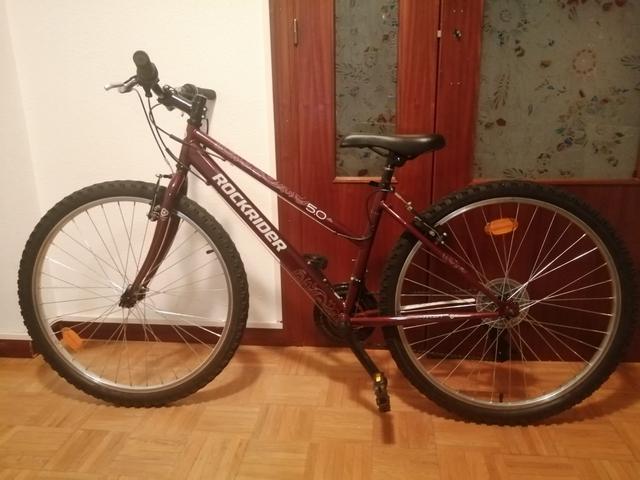 Bicicleta De Montaña,  26 Pulgadas