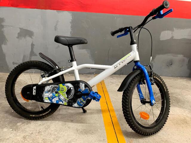 Bicicleta De Niños Decathlon 16 Pulgadas