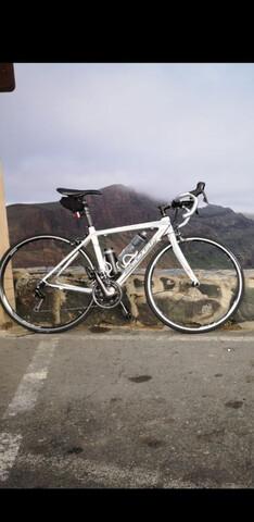 Bicicleta Scott De Carbono