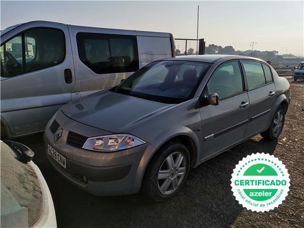 Paragolpes Tra. Renault Megane I Fase 2