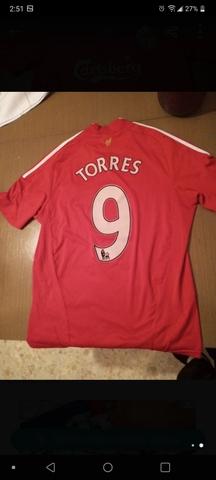 Camiseta De Fernando Torres Oficialmatch
