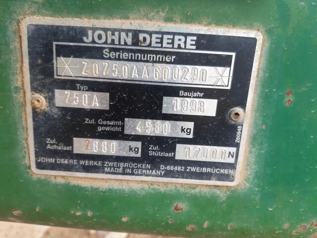 SEMBRADORA DIRECTA JOHN DEERE 750A - foto 5