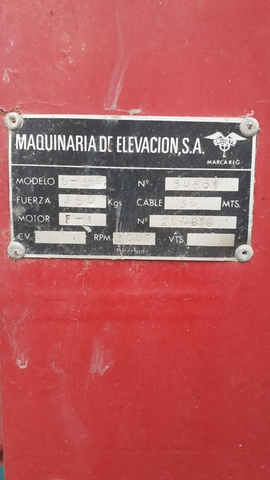 MONTACARGAS - foto 4