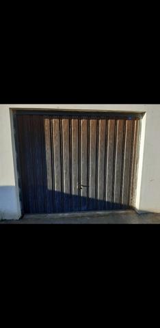 Puerta De Garaje Con Motor
