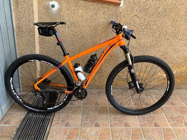 """Bicleta Mtb Merida 29"""" Talla M"""