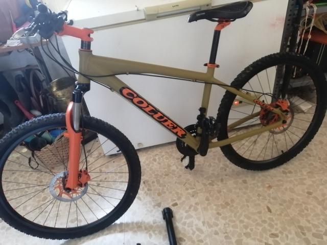 Bicicleta Mtb Coluer