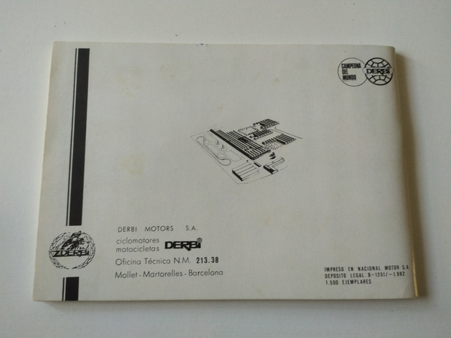 DERBI - SPORT COPPA 74CC - foto 3