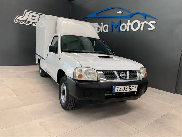 NISSAN - PICKUP 4X2 CHASSIS CAB SIMPLE - foto 1