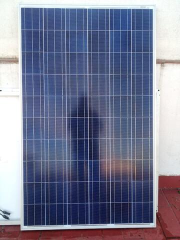 4 Placas Solares Panel Solar