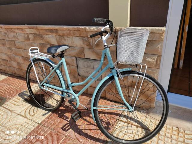 Bicicleta De Paseo Clásica