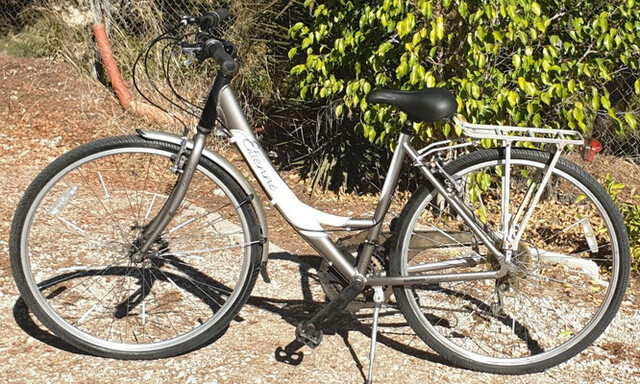 Bicicleta Urbana Etienne.