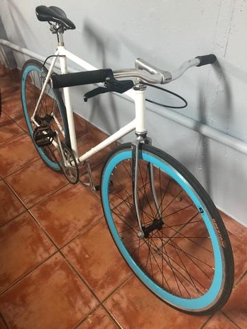 Bicicleta Fixie Como Nueva