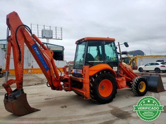 FIAT-HITACHI FB110 - foto 5