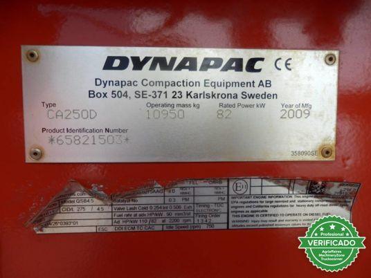 DYNAPAC CA 250 D II - foto 6