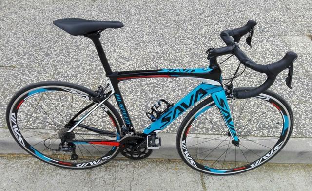 Bicicleta De Carbono Nueva