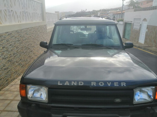 LAND-ROVER - DISCOVERY - foto 8