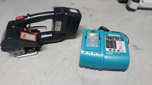 Flejadora De Bateria Hasta 19Mm.