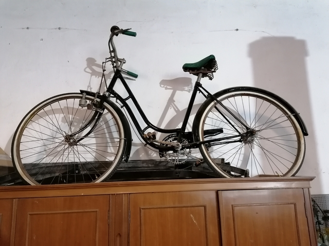 Bicicleta De Varillas G. A. C