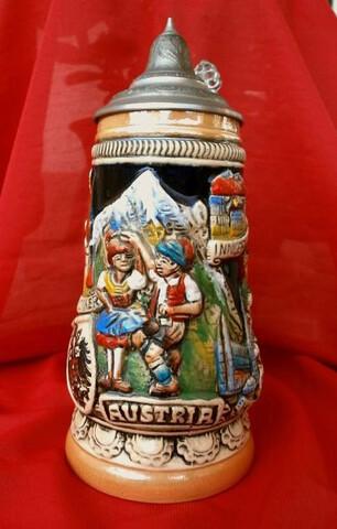 Jarra De Cerveza  Limitada Numerada