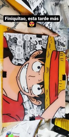 Cuadro Luffy