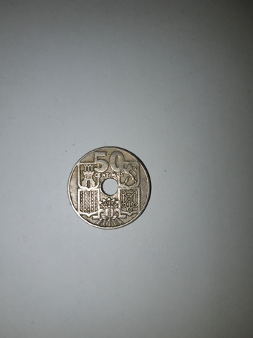 50 Centinos De 1949 España (Total De 60