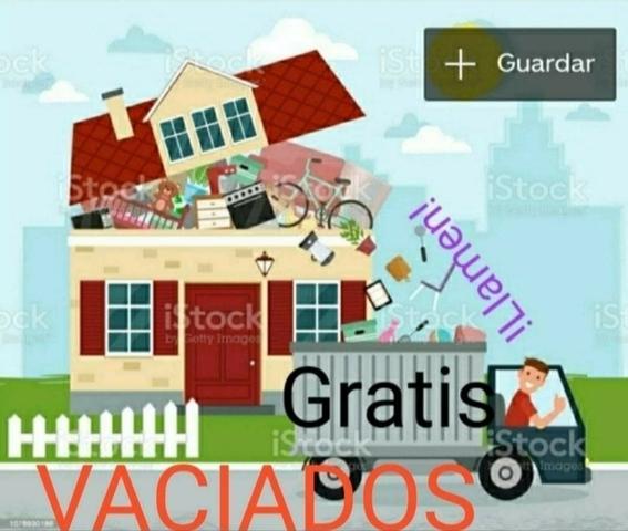 VACIADOS Y RECOGIDAS GRATIS - foto 1