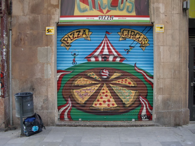 GRAFFITI EN PERSIANAS - foto 6