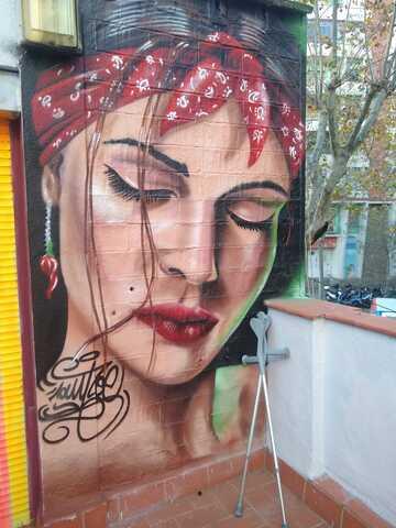 GRAFFITI ,  PINTURAS MURAL - foto 9