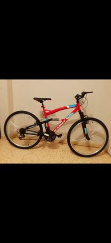 "Vendo Bicicleta Montaña 26\""Mtb 45 Fs"