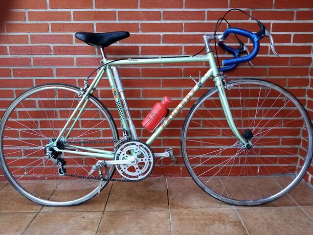 Bicicleta Peugeot De Carretera Vintage