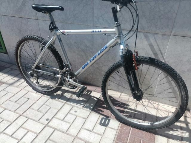 Bicicleta Adulto 26 De Aluminio