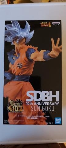 Figura Goku Dragon Ball 10Th Aniversario