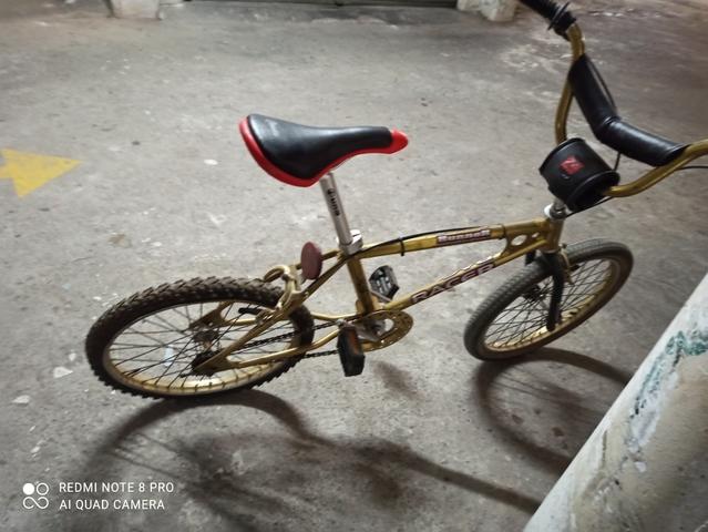 Bici Bmx