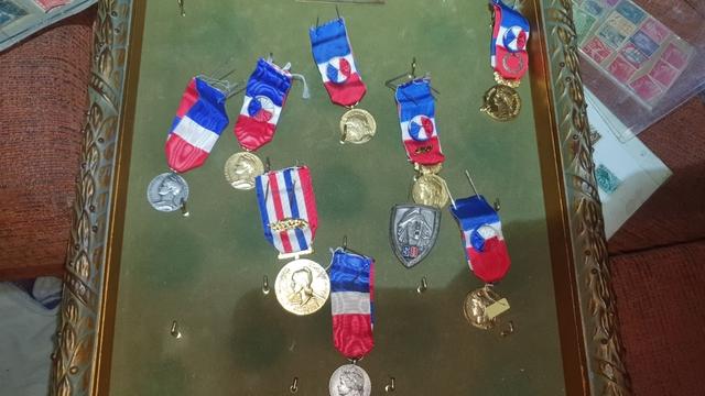Medallas De Plata