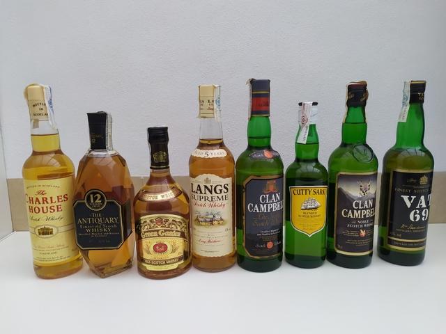 Colección Botellas