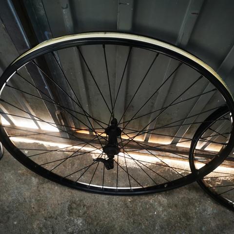 """Llantas De Bicicleta De 27. 5 \"""""""