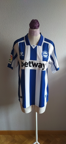 Camiseta Fútbol Alavés.