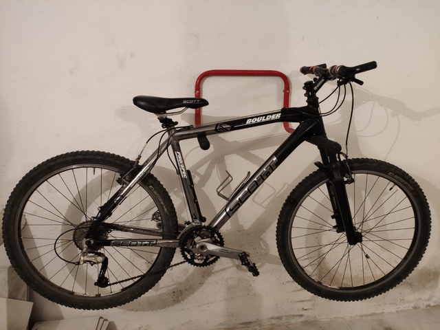 Bicicleta Scott 26\\\\\\\' Adulto