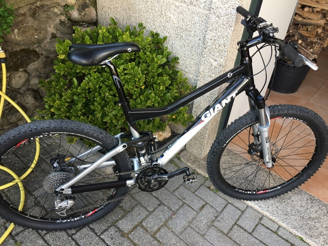 Bicicleta Giant Yukon Fx1