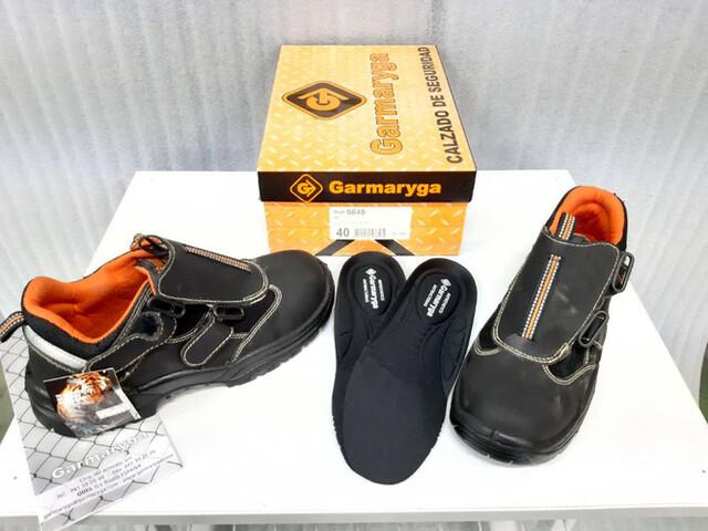Zapatos Seguridad Talla 40