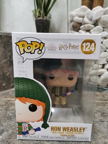 Funko Pop! Ron Weasley #124 (Holiday)