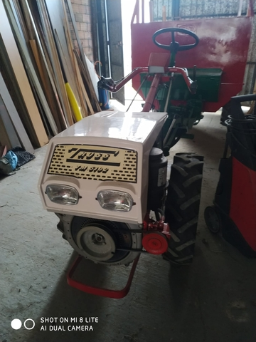 MOTOCULTOR RENOVADO - foto 1