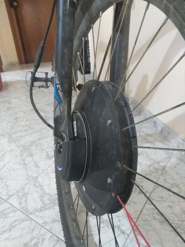 RUEDA ELECTRICA CON MOTOR - foto 3
