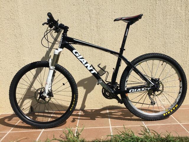 """Bicicleta Btt 26"""" Giant Xtc1"""