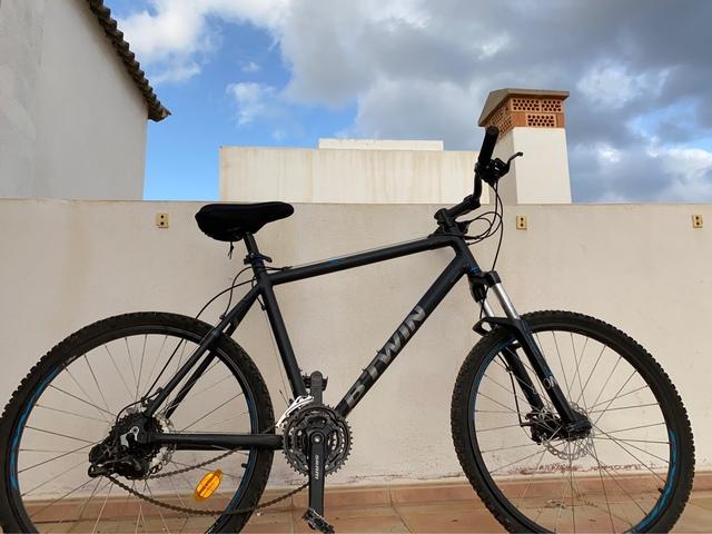 Vendo Bicicleta En Buen Estado.