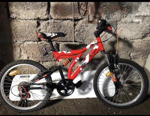 Bicicleta De Niño De 6 A 10 Años