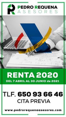 DECLARACIÓN DE LA RENTA 2021 - foto 1