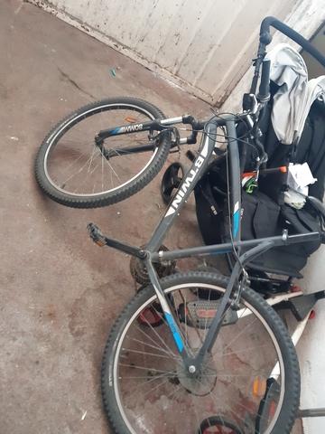 Bicicleta Btwin Rockrider Como Nueva.