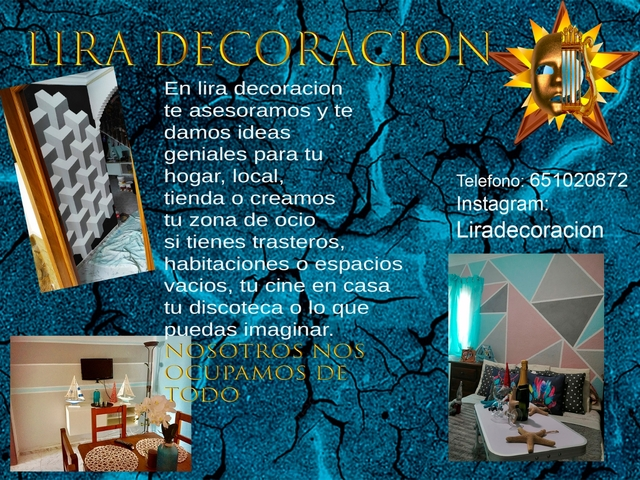 LIRA DECORACIÓN GRANDES IDEAS - foto 3