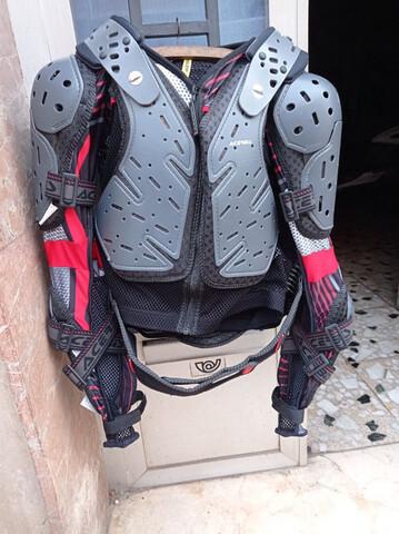 Peto Para Hacer Motocross Y Enduro